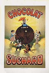 Poster: Chocolat Suchard