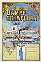 Poster: Dampf-Schwalben