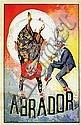 Poster: Abrador (2-teilig)