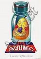 Poster: Einmachflaschen Wauwil