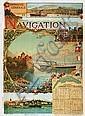 Poster: Navigation Lac Léman