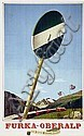Poster: Furka-Oberland