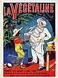 Poster: La Végétaline