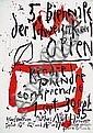 Poster: Biennale der Schweizer Kunst