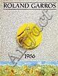 Poster: Roland Garros