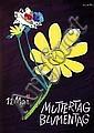 Poster: Muttertag - Blumentag