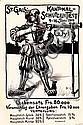 Poster: Kantonal Schützenfest Wyl