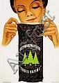 Poster: Schwarzwaelder Kaffee