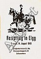 Poster: Reitertag in Elgg