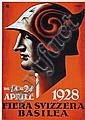 Poster: Fiera Svizzera Basilea