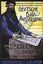 Poster: Deutsche Bau-Ausstellung
