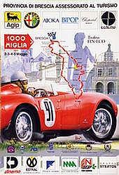 Poster: 1000 Miglia