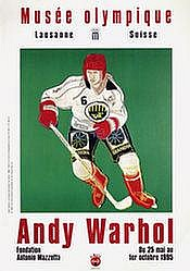 Poster: Andy Warhol