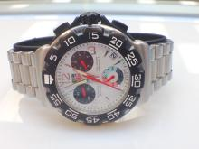 Tag Heuer Formula 1 Watch Chronogragh 200M White dial