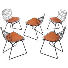 Harry Bertoia The smaller of Bertoia's two child's chair designs