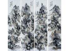 Zhao Hua dual quad Landscape