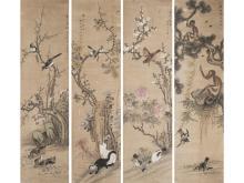 Wang Ying Xiang bird quad