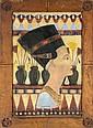 ABDEL HADI EL-GAZZAR (EGYPTIAN 1925-1966)