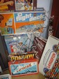 Board games etc 1960's 1970;s including Evel