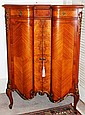 EXCEPTIONAL EARLY 20TH C. 7 PC. INLAID BEDROOM SET