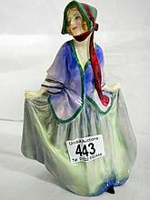 Royal Doulton Art Deco 'Sweet Anne' figurine (approx. height 7'' / 18cm)
