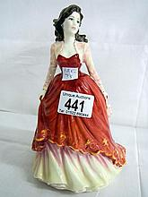 Royal Doulton 'Special Occassion' figure, HN4100 (approx. height 7 3/4'' / 19.75cm)