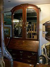 18th-century bureau bookcase