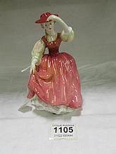 A Royal Doulton figurine 'Buttercup'