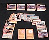 5 Complete Sets Dealer Lot McDonalds Trading Cards