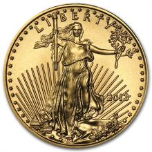 2013 1/10 oz Gold American Eagle - Brilliant Uncirculated