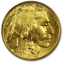 2009 1 oz Gold Buffalo - Brilliant Uncirculated