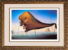 Salvador Dali-Sleep Limited Edition