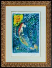 Marc Chagall Limited Edition Wedding