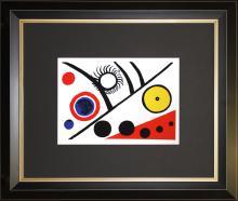 After Alexander Calder Lithograph
