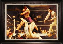 After George W. Bellows-Limited Edition-Dempsey and Firpo