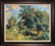 Pierre Renoir The English Pear Tree