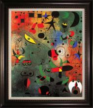 Joan Miro Limited Edition Constellations