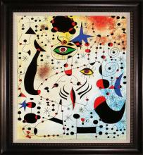 Joan Miro-Limited Edition Ciphers and Constellations