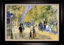 Pierre Renoir Ltd Edition The Great Boulevards