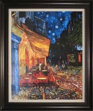 Van Gogh-Limited Edition Terrace Cafe