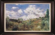Pierre Renoir-Limited Edition-The Gust of Wind