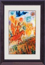 Marc Chagall-Limited Edition Lithograph -Phaeton