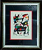 Joan Miro-Limited Edition Lithograph-Ode to Joy