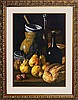 Luis Melendez-Limited Edition Stilllife with Pears