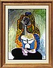 Pablo Picasso-Limited Edition-The Turkish Shawl