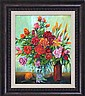 Arina-Original Oil, Hand Signed-Still Life with Orange