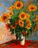 Van Gogh-Limited Edition Sunflowers