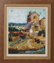Vincent Van Gogh Limited Edition The Old Mill