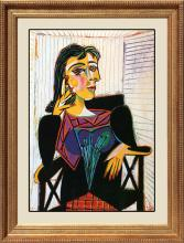 Pablo Picasso-Limited Edition Seated Dora Maar
