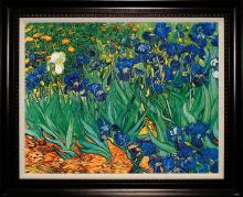 Van Gogh The Irises Limited Edition Giclee